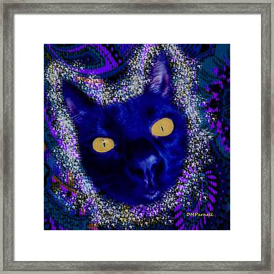 The Pillow Killer Framed Print