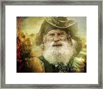The Pirate Framed Print