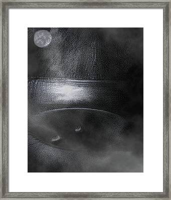 The Pit Framed Print