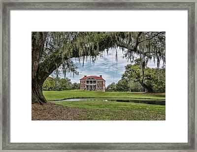 The Plantation Framed Print