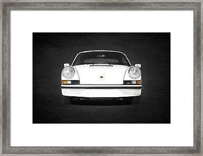 The Porsche 911 Carrera Framed Print by Mark Rogan