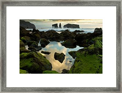 The Portal Framed Print by Filipe Lourenco