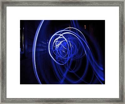 The Portal  Framed Print by Xn Tyler