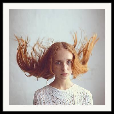 Hair Framed Prints