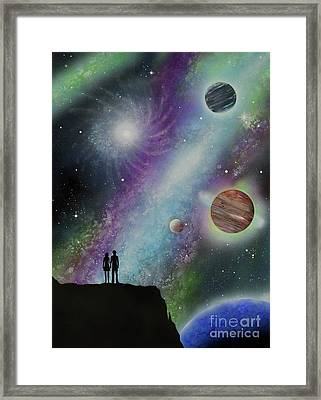 The Possibilities Framed Print