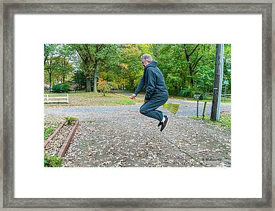 The Potter Effect Framed Print by Brian Wallace