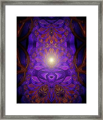 The Power Within Framed Print