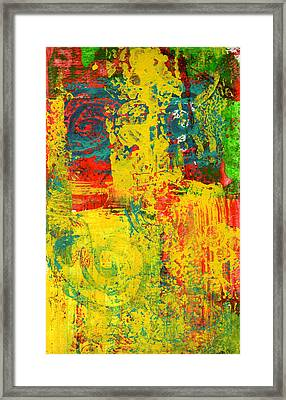 The Power Within Framed Print by Wayne Potrafka