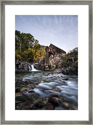 The Powerhouse Framed Print