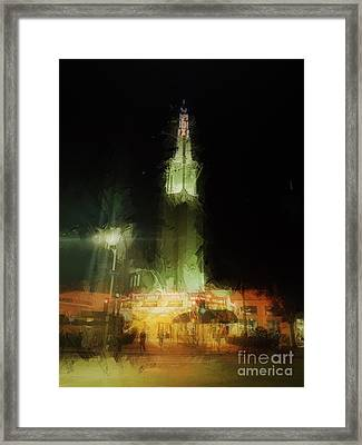 The Premiere Framed Print