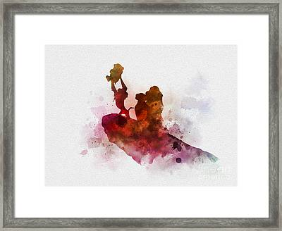 The Presentation Framed Print