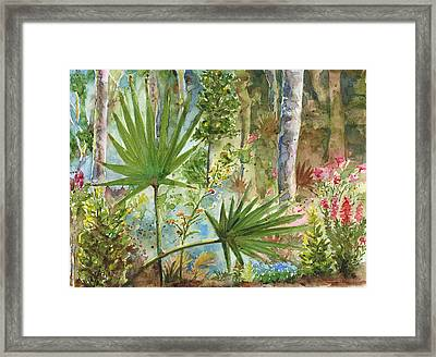 The Preserve Framed Print