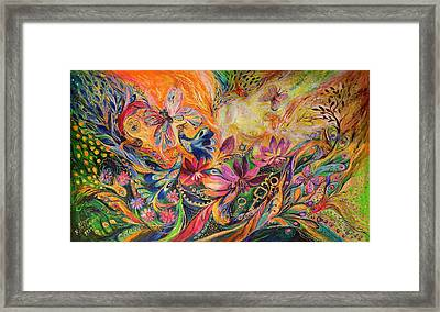 The Prince Of Dawn Framed Print