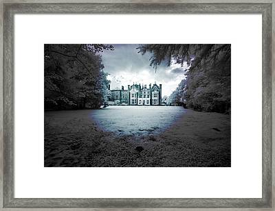 Framed Print featuring the photograph The Priory  by Keith Elliott