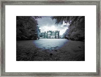 The Priory  Framed Print