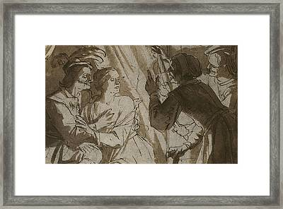 The Prodigal Son Framed Print
