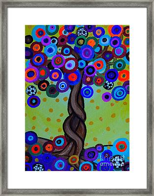The Prolific Tree Framed Print