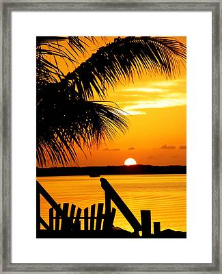 The Promise Framed Print by Karen Wiles