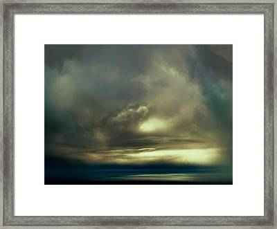 The Promise Framed Print by Lonnie Christopher