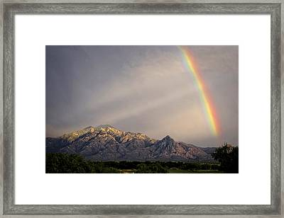 The Promise Framed Print by Lucinda Walter