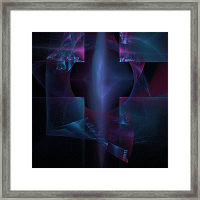 The Promise Of Hope Framed Print