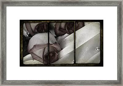 The Promise Of Tomorrow Framed Print by Georgiana Romanovna