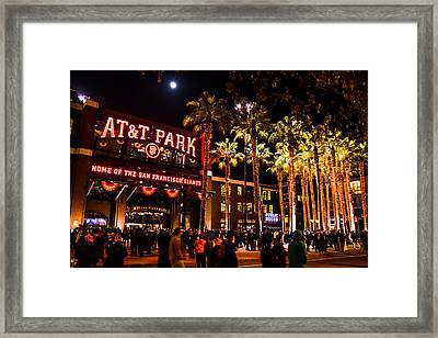 The Public House Framed Print by Rick DeMartile