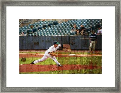 The Puitch Framed Print