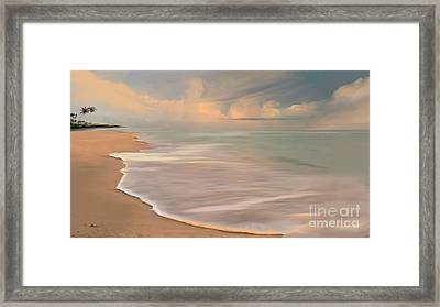 The Pursuit Of Happiness  Framed Print
