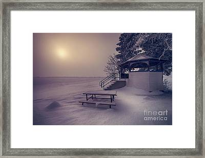 The Quiet Place Framed Print by Ian McGregor