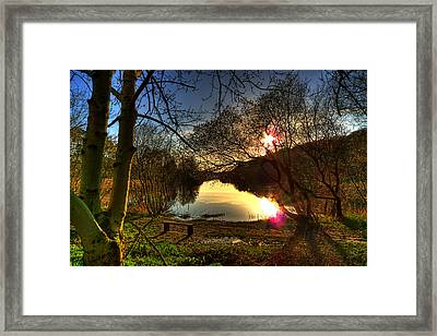 The Quoile Framed Print by Kim Shatwell-Irishphotographer