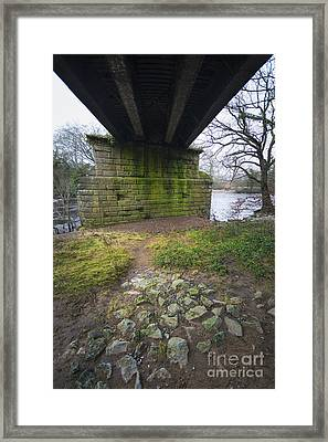The Railway Bridge Framed Print