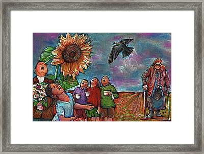 The Rainmakers Framed Print