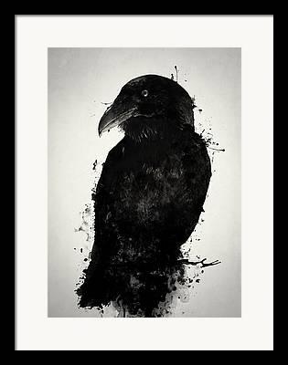 Ink Photographs Framed Prints
