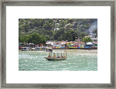 The Real Haiti Framed Print