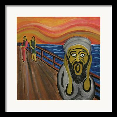 Extremism Paintings Framed Prints