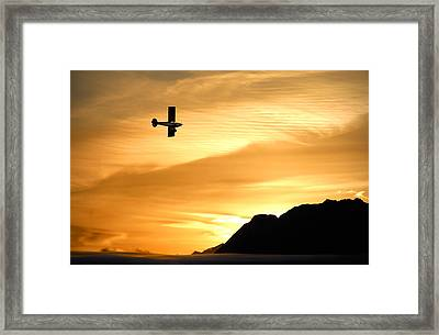 The Reason Framed Print