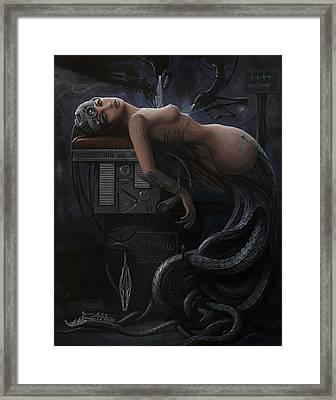 The Rebirth Of A Myth Framed Print