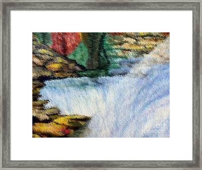 The Refreshing Se3 Framed Print by Brenda L Spencer
