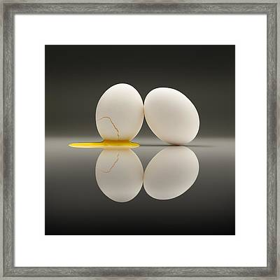 The Relationship Framed Print