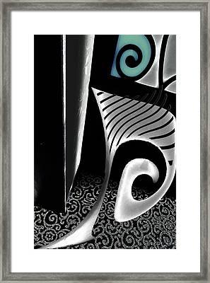 The Residence Framed Print by Linda Dunn