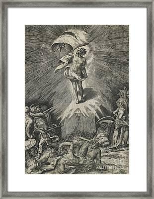 The Resurrection Framed Print