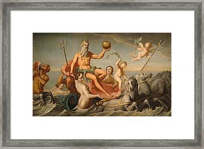 The Return Of Neptune Framed Print