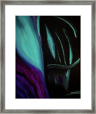 The Reveal Framed Print by Dick Bourgault