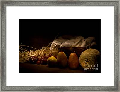 The Revealing Framed Print by Levin Rodriguez