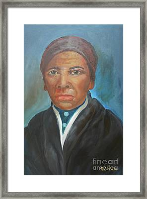 The Rise Of Women Framed Print by To-Tam Gerwe