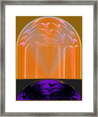 The Rising - Dream Of Life Framed Print