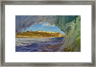 The Ritz Fitz Framed Print by Sean Foster
