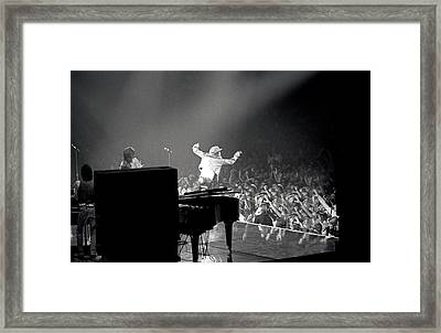 The Rolling Stones Framed Print by Mike Norton