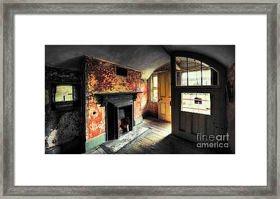 The Room Framed Print by Svetlana Sewell